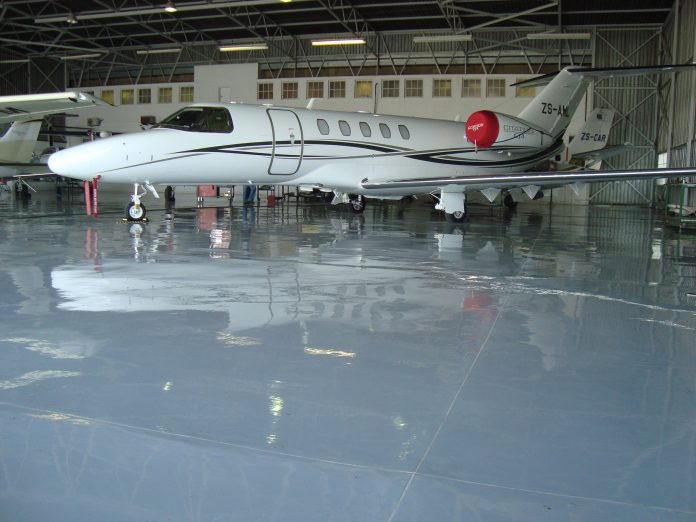 Epoxyman Industrial Coatings, South Africa: Leader in epoxy floor manufacturing