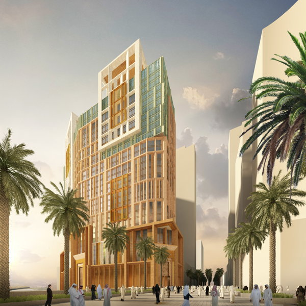 Grand Hyatt hotel to be constructed in Saudi Arabia