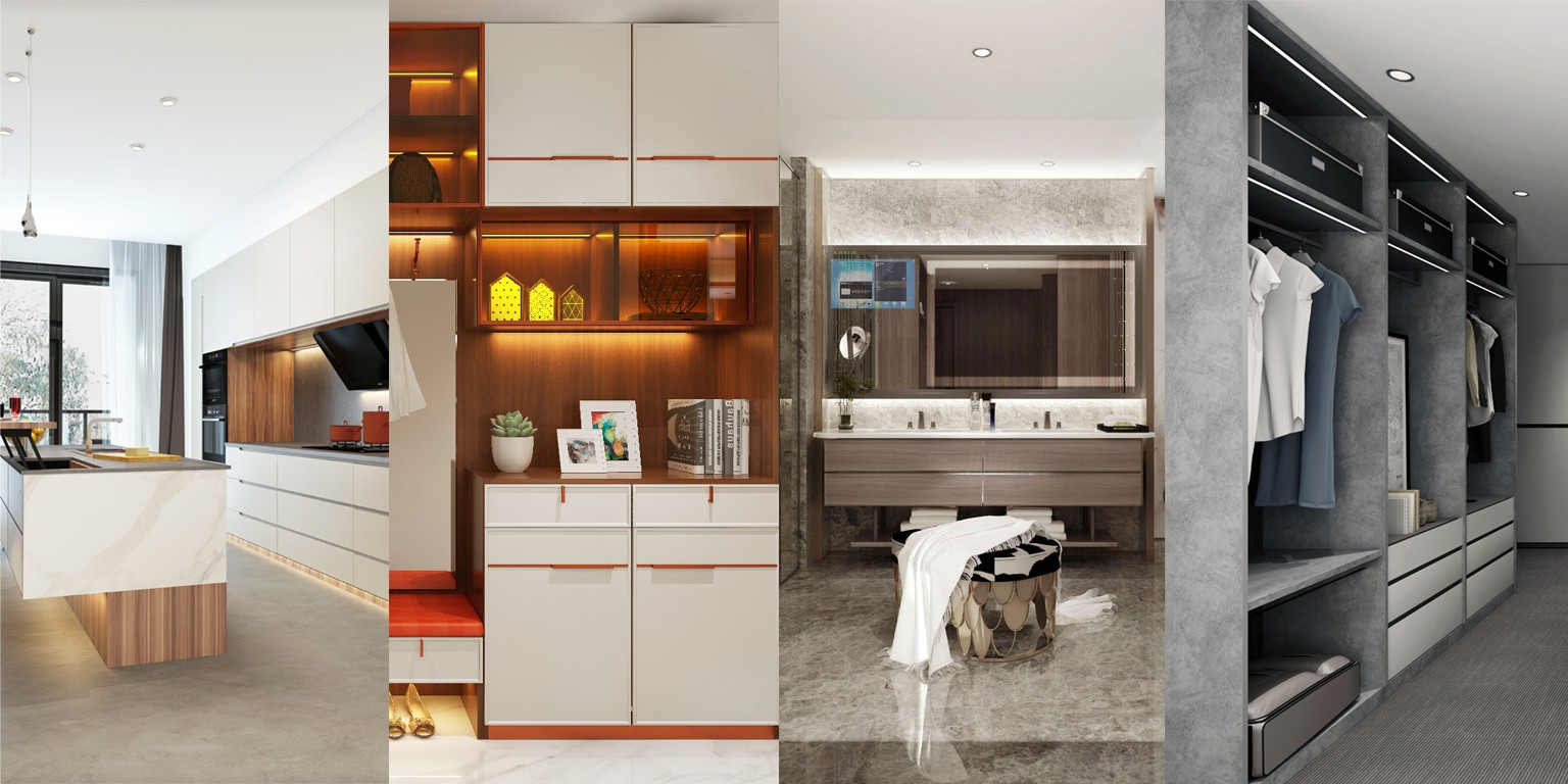 Rebon Cabinets Manufacture Of Kitchen Cabinets Wardrobes And Bathroom Vanities For Complete Home Furnishing