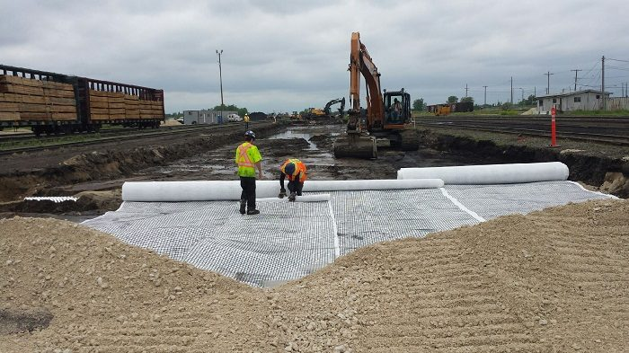 TechFab India Industries Ltd; Leading Manufacturer and Exporter of Geosynthetics in India
