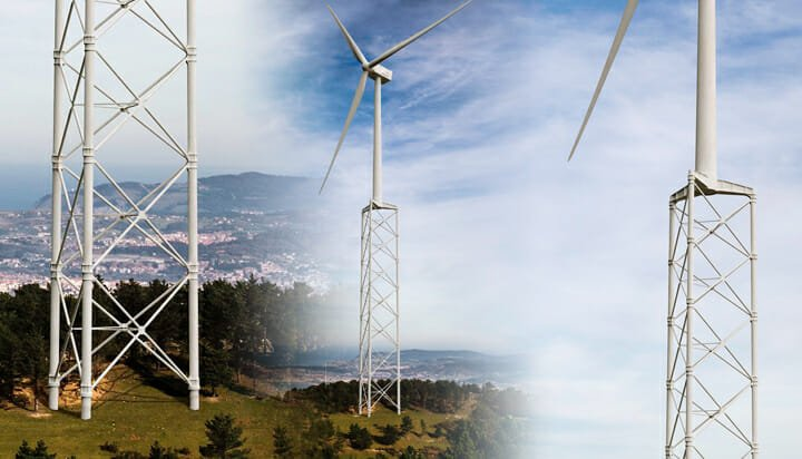 Nabrawind to supply self erecting towers to a wind power project in Namibia
