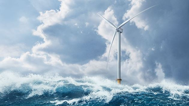 Siemens Gamesa offshore Direct Drive turbine