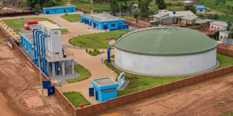 New drinking water production facilities commissioned at Abomey-Calavi, Benin