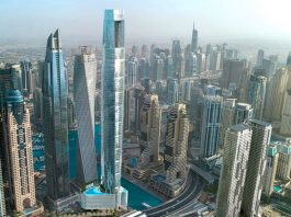 Ciel, the world's tallest hotel