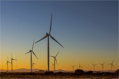 Gabel El-Zeit wind power plant tender for operation and maintenance issued