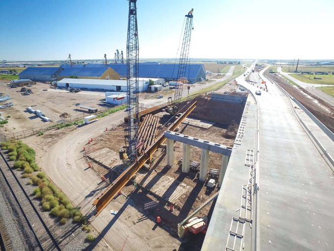Webber wins $70m contract for expansion and rehabilitation of FM 1960 road project in Houston, U.S