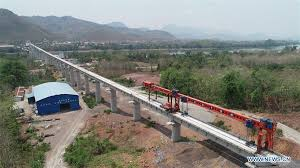 75 tunnels for China-Laos railway project completed.