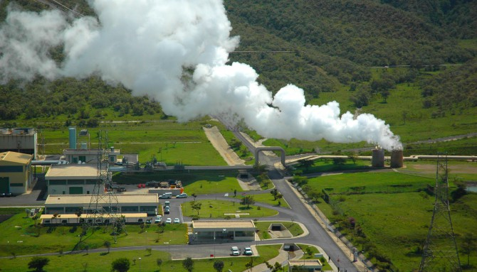 Construction of Menengaï Geothermal Power Plant in Kenya complete