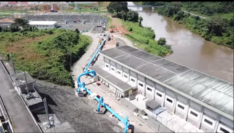 Liberia completes construction of Monrovia Raw Water Pipeline project
