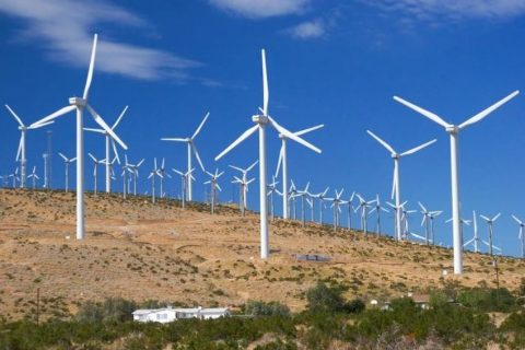 Top Five Biggest Wind Farms In The Us