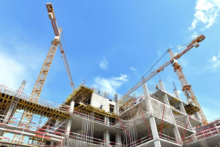 Top 10 Construction companies in Europe in 2021