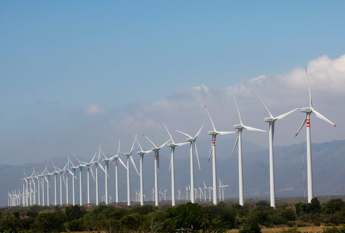 Top 10 largest wind farms in the world