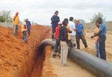 water projects in Burkina Faso