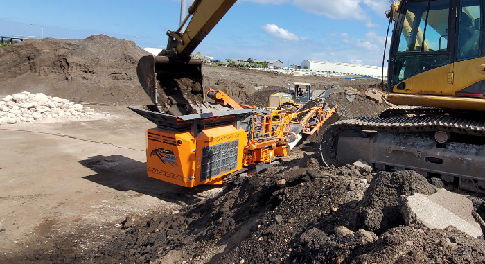 Rockster Impactor Contributes to Sustainability of the Hawaiian Paradise