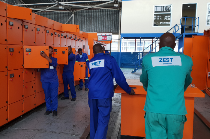 Zest Weg's sets up firm local base for growth in Africa