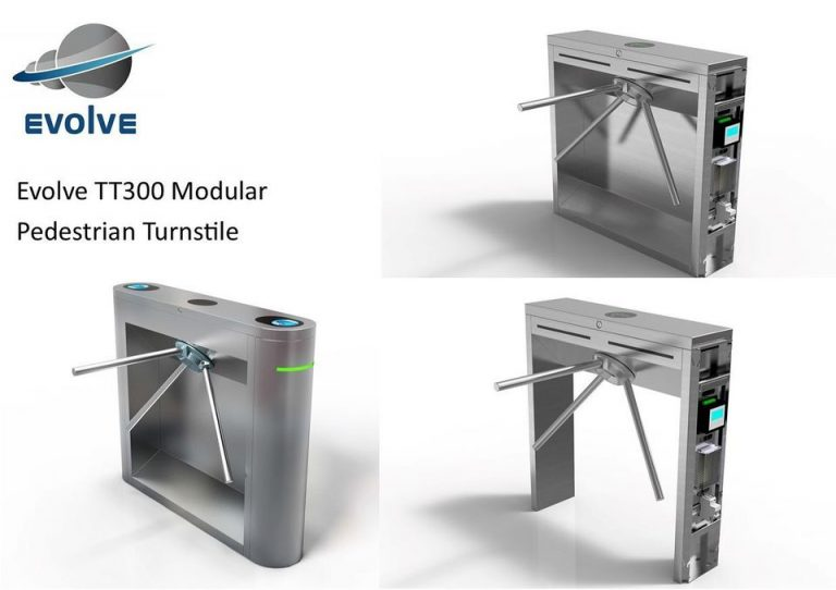 EVOLVE SECURITY PRODUCTS – pedestrian entrance control equipment