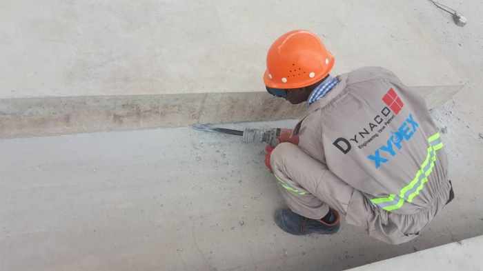 Xypex : Concrete Waterproofing by Crystallization