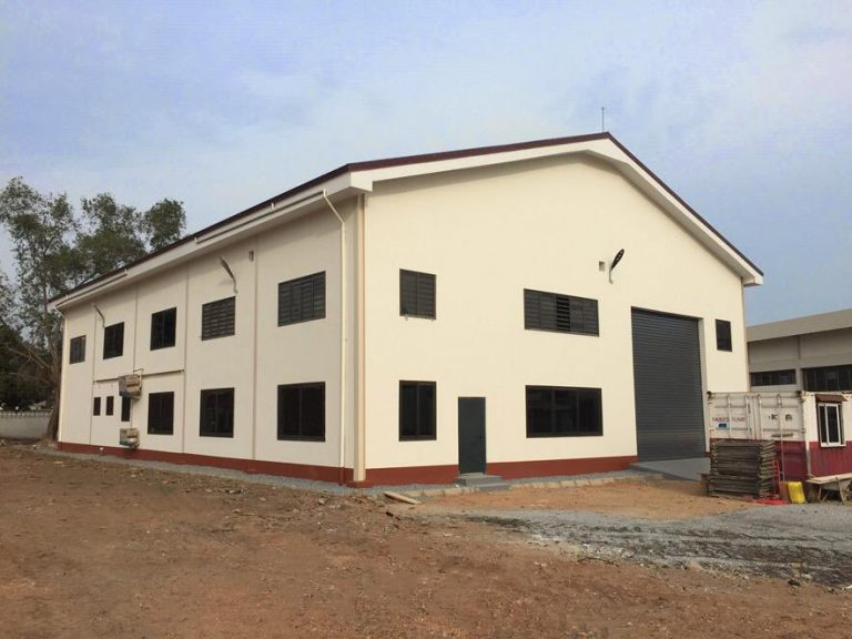 Constructing state-of-the-art test laboratory for Ghana Standards Authority